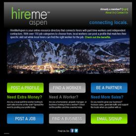 HireMeAspen.com