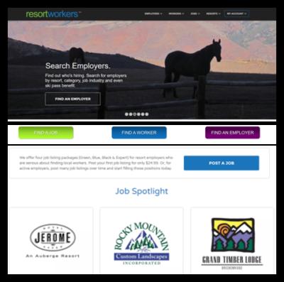 ResortWorkers.com 3.0